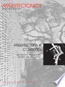 Descargar el libro libro Arquitectura Y Contexto