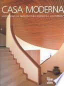 Descargar el libro libro Casa Moderna