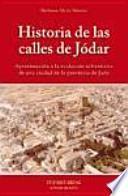 Descargar el libro libro Historia De Las Calles De Jódar