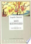 Descargar el libro libro Adán Buenosayres