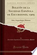 Descargar el libro libro Boletín De La Sociedad Española De Excursiones, 1909, Vol. 17