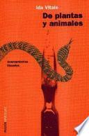 Descargar el libro libro De Plantas Y Animales