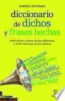 Descargar el libro libro Diccionario De Dichos Y Frases Hechas