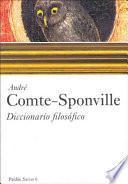 Descargar el libro libro Diccionario Filosófico