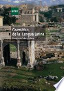 Descargar el libro libro Gramática De La Lengua Latina