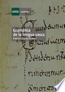 Descargar el libro libro Gramática De La Lengua Vasca