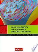 Descargar el libro libro Hacia Una Poética Del Humanismo