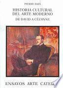 Descargar el libro libro Historia Cultural Del Arte Moderno