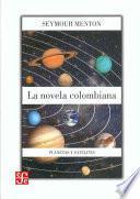 libro La Novela Colombiana