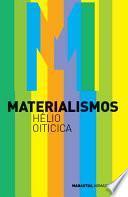 Descargar el libro libro Materialismos