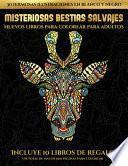 Descargar el libro libro Nuevos Libros Para Colorear Para Adultos (misteriosas Bestias Salvajes)