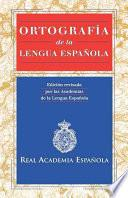 Descargar el libro libro Ortografía De La Lengua Española
