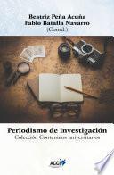 Descargar el libro libro Periodismo De Investigación   Research Journalism