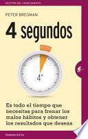 Descargar el libro libro 4 Segundos