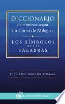 Descargar el libro libro Diccionario De Términos Según Un Curso De Milagros