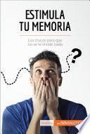 libro Estimula Tu Memoria