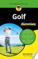 Descargar el libro libro Golf Para Dummies