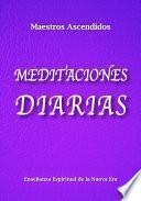 libro Meditaciones Diarias
