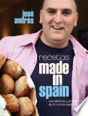 Descargar el libro libro Recetas Made In Spain