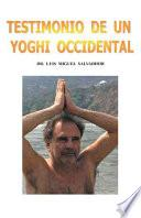 libro Testimonio De Un Yogui Occidental