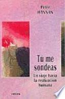libro Tú Me Sondeas