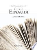Descargar el libro libro Conversaciones Con Giulio Einaudi