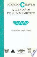 Descargar el libro libro Ignacio Chávez