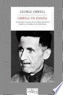 Descargar el libro libro Orwell En España