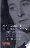 Descargar el libro libro Prisionera De Stalin Y Hitler