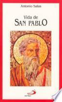 Descargar el libro libro Vida De San Pablo
