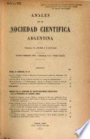 Sociedad Cientifica Argentina
