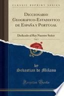 Descargar el libro libro Diccionario Geografico Estadistico De España Y Portugal, Vol. 3