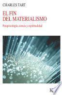 Descargar el libro libro El Fin Del Materialismo