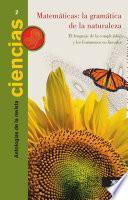 libro Matemáticas: La Gramática De La Naturaleza