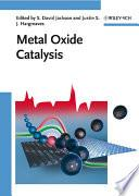 Descargar el libro libro Metal Oxide Catalysis