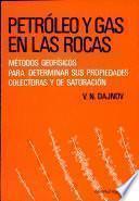 Descargar el libro libro Petróleo Y Gas En Las Rocas
