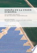 libro España En La Unión Europea
