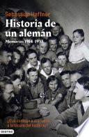 Descargar el libro libro Historia De Un Alemán