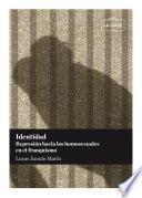 Descargar el libro libro Identidad. Represión Hacia Los Homosexuales En El Franquismo