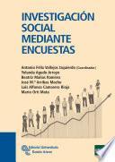 Descargar el libro libro Investigación Social Mediante Encuestas
