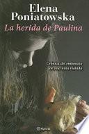 libro La Herida De Paulina