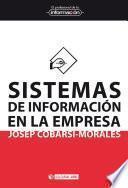Descargar el libro libro Sistemas De Información En La Empresa