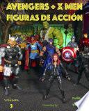 libro Avengers + X Men
