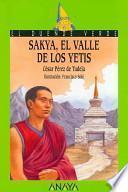 Descargar el libro libro Sakya, El Valle De Los Yetis
