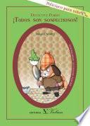 Descargar el libro libro Detective Perrín. ¡todos Son Sospechosos!