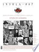Descargar el libro libro España En Alemania (Ínsula N° 867, Marzo De 2019)