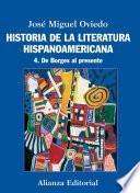 Descargar el libro libro Historia De La Literatura Hispanoamericana