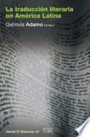 Descargar el libro libro La Traducción Literaria En América Latina