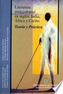 Descargar el libro libro Literatura Post Colonial En Inglés