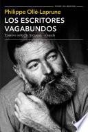 Descargar el libro libro Los Escritores Vagabundos